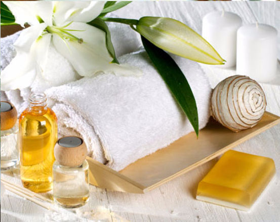 spa-towel-oil-soap-yellow-2